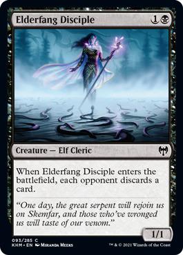 Elderfang Disciple - Foil