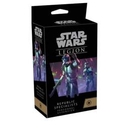 Star Wars: Legion - Republic Specialists Personnel Expansion