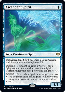 Ascendant Spirit - Foil