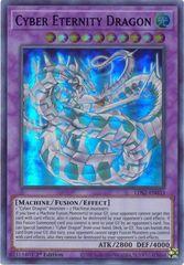 Cyber Eternity Dragon (Purple) - LDS2-EN033 - Ultra Rare - 1st Edition