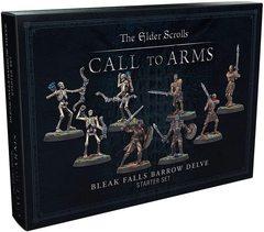 The Elder Scrolls: Call To Arms: Bleak Falls Barrow Delve Set