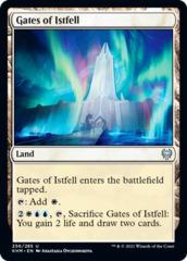 Gates of Istfell - Foil