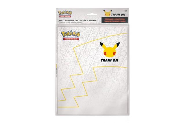 Pokemon First Partner Collector's Binder