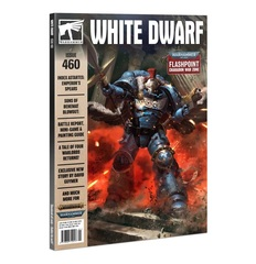 White Dwarf Issue 460: January 2021 (English)