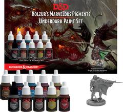 Nolzur's Marvelous Pigments: Underdark Paint Expansion Set