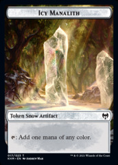 Icy Manalith Token