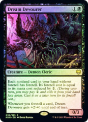 Dream Devourer - Foil - Prerelease Promo