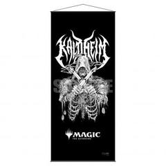 Ultra Pro: Kaldheim Wall Scroll featuring Metal Alt Art