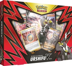 Single Strike Urshifu V Box