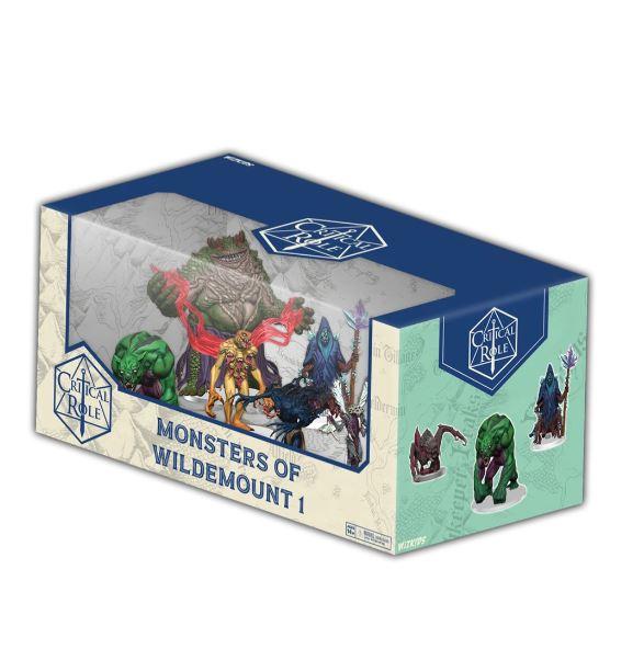 Monsters of Wildemount: Box Set 1