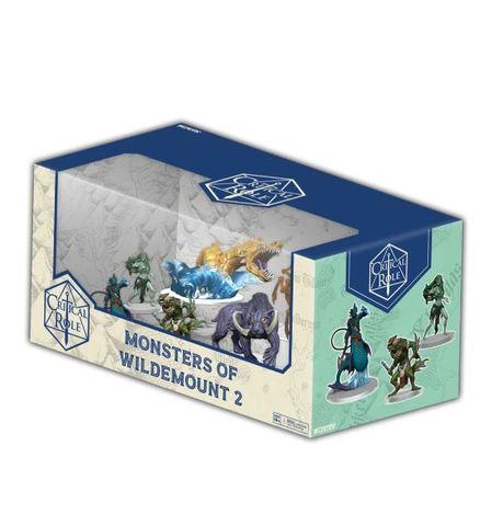Monsters of Wildemount: Box Set 2