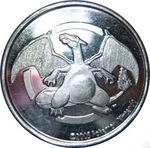 Charizard Collectible Coin - Metal Coin (Generation 3)