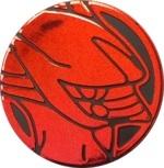 Arceus Collectible Coin - Crimson Mirror Holofoil (Generation 4)