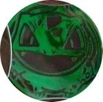 Bulbasaur Collectible Coin - Green Mirror Holofoil (Generation 6)