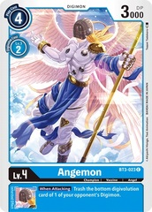 Angemon - BT3-023 - C