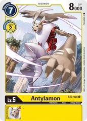 Antylamon - BT3-038 - C