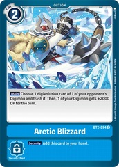Arctic Blizzard - BT2-094 - C