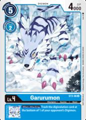 Garurumon - ST2-06 - U - Alternative Art