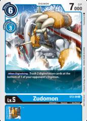 Zudomon - ST2-09 - U - Alternative Art