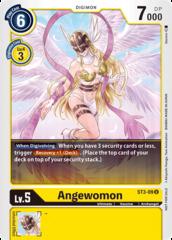 Angewomon - ST3-09 - U - Alternative Art