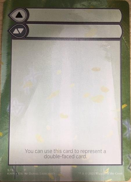 Helper Card - 5/9