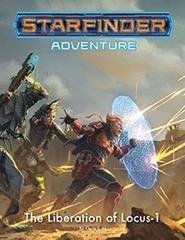 Starfinder Adventure: Liberation of Locus-1