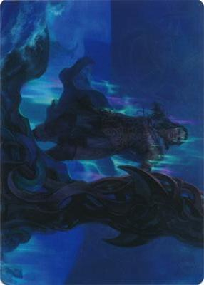 Cosima, God of the Voyage Art Card