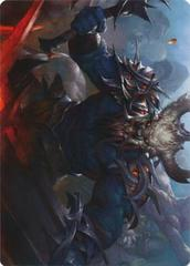 Frenzied Raider Art Card