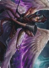 Firja, Judge of Valor Art Card