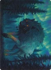 Sarulf, Realm Eater Art Card