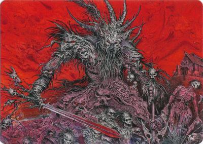 Varragoth, Bloodsky Sire Art Card