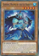 General Wayne of the Ice Barrier - SDFC-EN001 - Common - 1st Edition