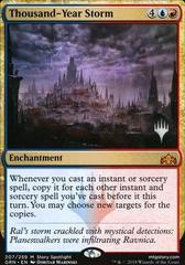 Thousand-Year Storm - Promo Pack