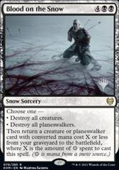 Blood on the Snow - Promo Pack