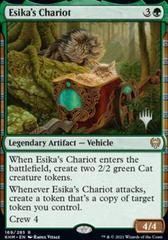 Esika's Chariot - Promo Pack