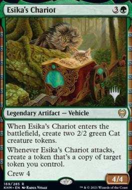 Esikas Chariot - Foil - Promo Pack