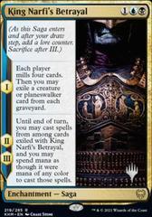 King Narfi's Betrayal - Promo Pack