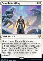 Search for Glory - Foil - Promo Pack