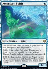 Ascendant Spirit - Promo Pack