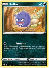 Koffing - 041/072 - Common