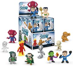 Funko Mystery Minis: Fantastic Four - Blind Box