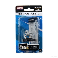 Marvel Heroclix: Deep Cuts Unpainted - Mr. Fantastic 001