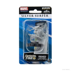 Marvel Heroclix: Deep Cuts Unpainted - Silver Surfer 006