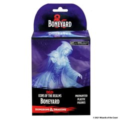 D&D Icons Of The Realms Miniatures: Boneyard Booster Pack