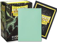 Dragon Shield Sleeves: Standard Dual Matte - Eucalyptus 'Lehel' (100 ct.)