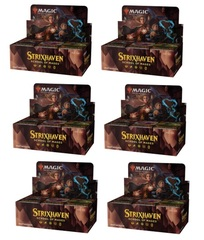Strixhaven: School of Mages Draft Booster Case - Box of 6