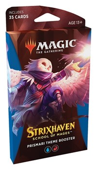Strixhaven: School of Mages Theme Booster Pack - Prismari