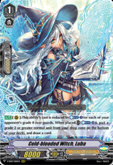 Cold-blooded Witch, Luba - V-SS07/010EN - RRR