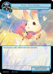 Fairy Tale Rabbit - MSW-036 - N