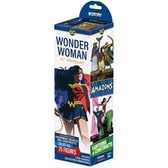 WizKids DC Comics HeroClix: Wonder Woman 80th Anniversary Booster